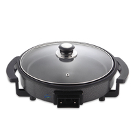 For sale new popular top quality electric skillet, pizza pan