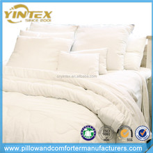 450gsm Organic New Zealand Wool Filling Quilted Bed Comforter