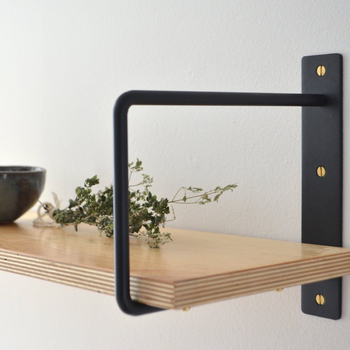 Single Slot Plywood Kitchen Cabinet Shelf Bracket - Buy Kitchen Cabinet  Shelf Bracket,Plywood Shelf Bracket,Single Slot Shelf Bracket Product on ...