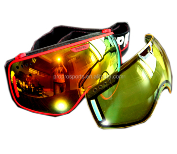 5d32b715e38 Mulit-color Professional Skiing Snowboarding Ski Goggles Detachable Lens  Big Spherical Ball Lens Snow Sports