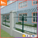 many kind top wrought iron fencing wholesale/easy install European style palisade fence panel