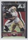 Patrick Willis (Football Card) 2015 Topps - [Base] - Topps.com Online Exclusive NFL 50th Super Bowl #212