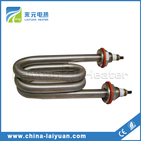 Custom OEM 2000w Electric Resistance Tubular Heater Duct Type