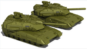 miniature soldiers and tanks