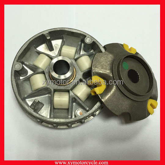 2612B-BA81-000 High Performance Vespa 150 Scooter Variator Kits Driving Pulley Clutch
