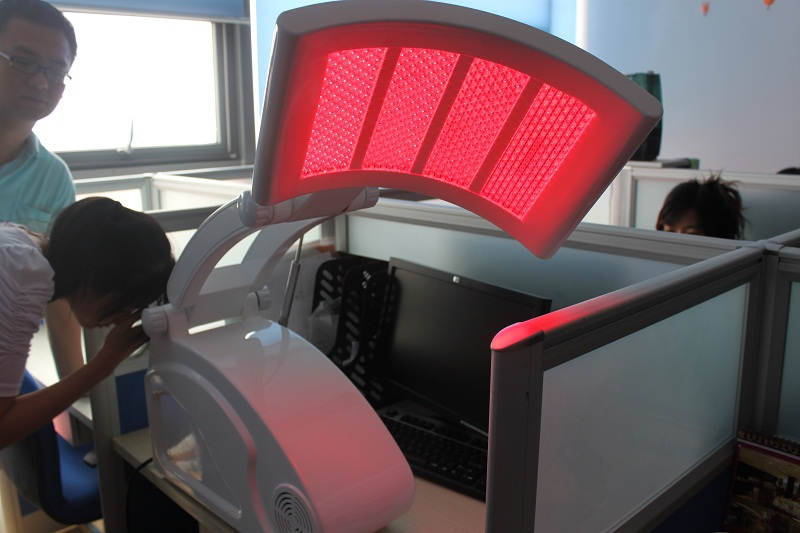 omnilux light therapy machine for sale