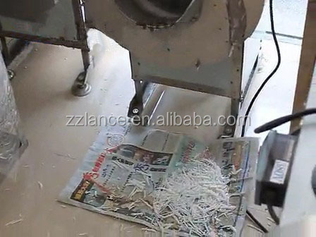 Automatic Coconut Chips Machine/coconut Chips Cutting Machine ...