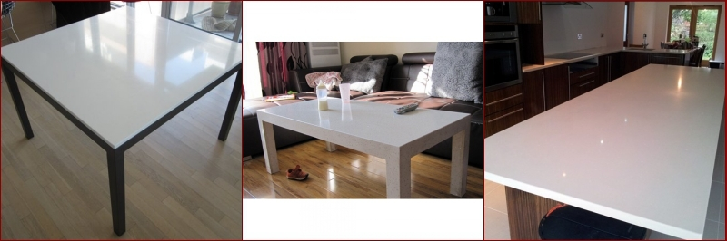 Easy Cleaning Restaurant Booth TablesQuartz Dining Table Buy