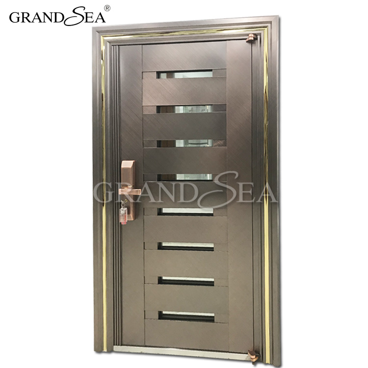 Factory Price Of Stainless Steel Door Frame Design With Intelligent ...