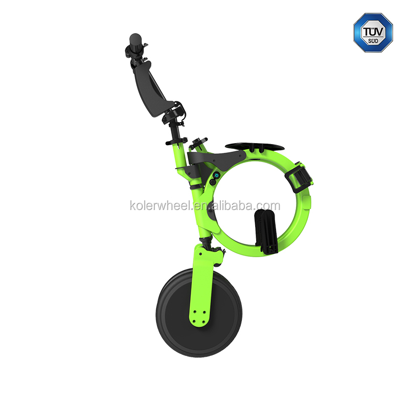children electric foldable scooter bike with lithium battery