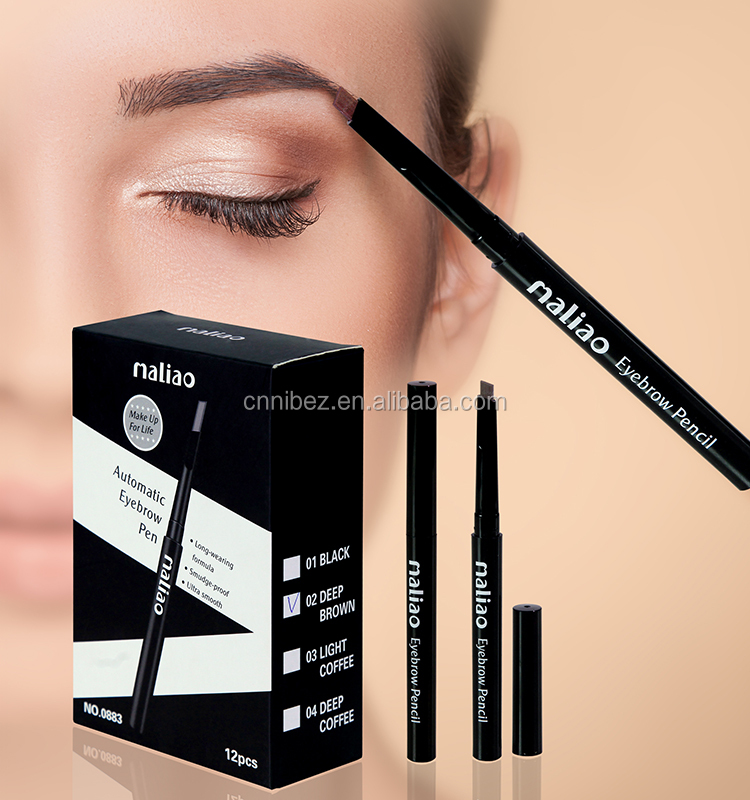 Makeup Products Best Selling Automatic Permanent Eyebrow Pencil