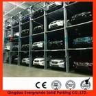 4 Level High effciency and stable Powder Coating Anti-corrosion Finish parking equipment hydraulic for car lift