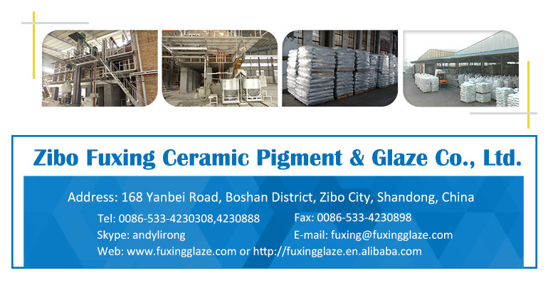 Global Glaze New Products For Zibo Ceramics Lk7107