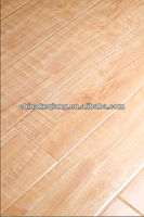 german technology hdf v-groove laminate flooring