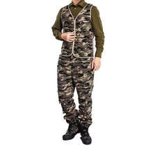 2016 high quality windproof and waterproof commando men camouflage heated pants trousers