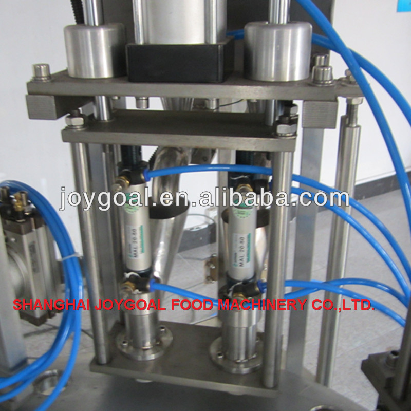 Specially designed for coffee powder filling machine with electrical and pneumatic components