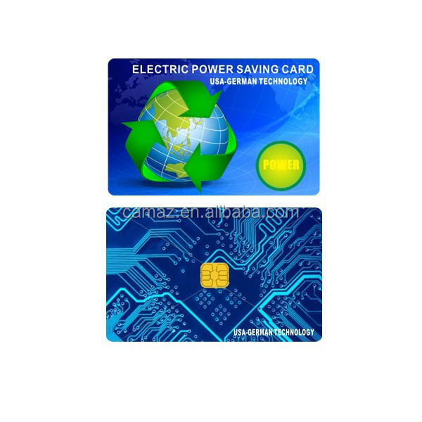Fuel Saving Card with negative ions 8000-9000