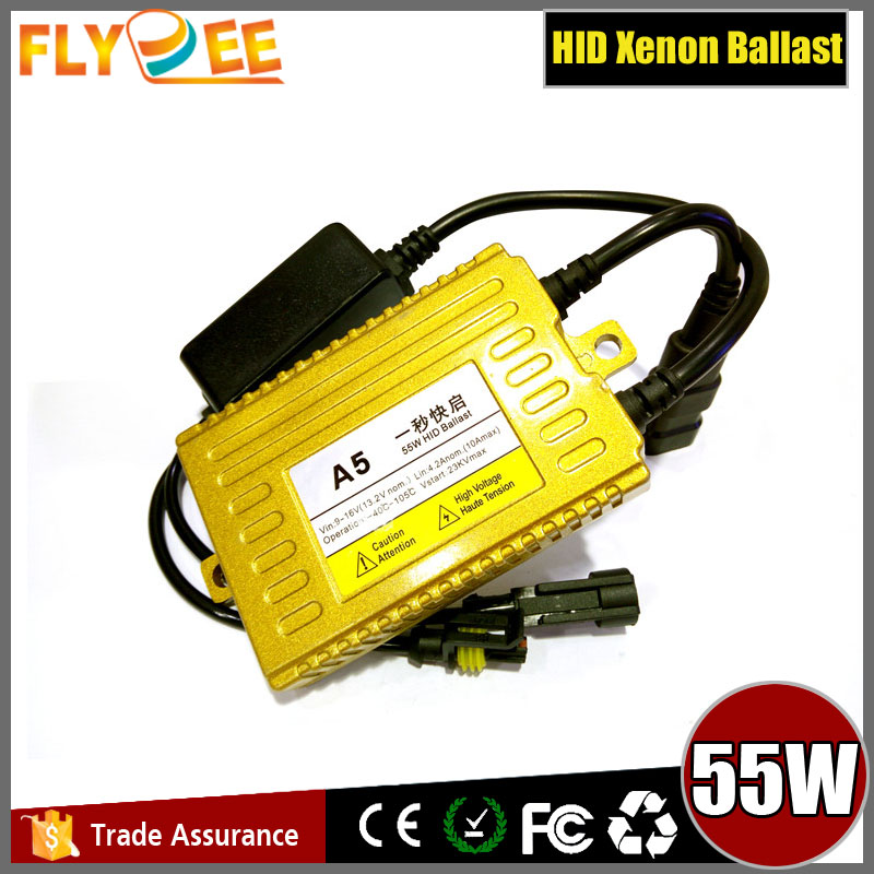 2016 Electronic car parts AC 55W Fast start ballast hid xenon d2s for mazda 6