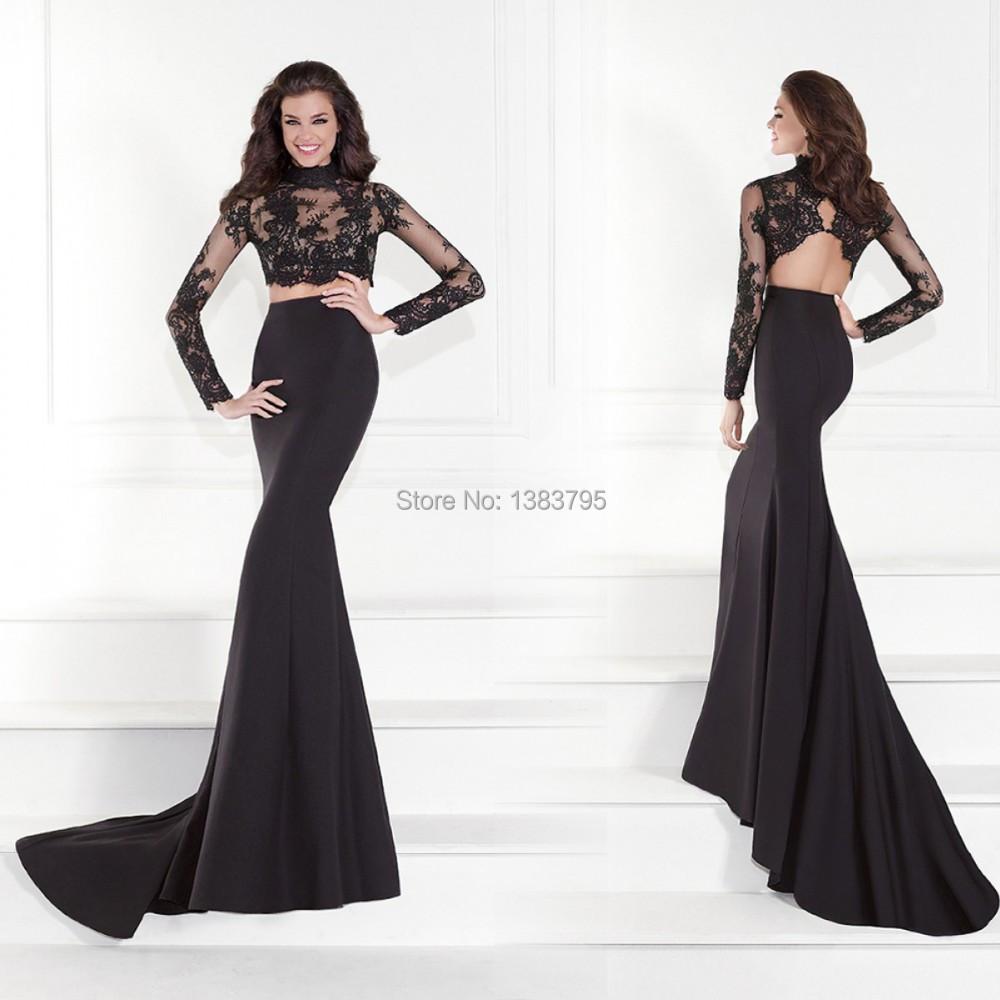 Cheap Long Sleeve Mermaid Prom Dresses, find Long Sleeve Mermaid ...