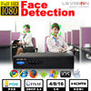 LS VISION Face Recognition NVR 8 channel for IP Camera POE, Plug and Play