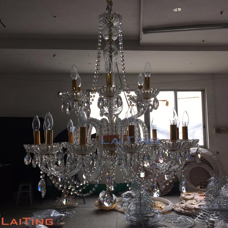 Kronleuchter Glas maß amerikanischer riesen kronleuchter glas leuchte kronleuchter