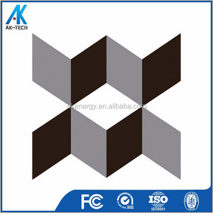 300 x 300mm Geometric Design Art Deco Bathroom Tile Factory