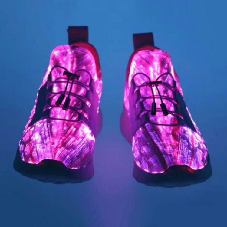 Led Made OEM Customize adult Up Shoe Factory China Light Flashing ZwaYPnq