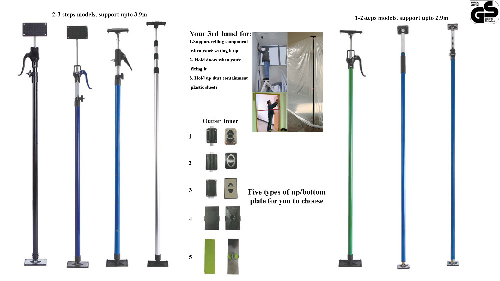 Telescopic Ceiling Support Pole | Taraba Home Review