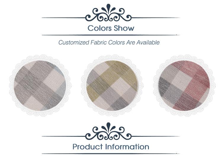 Phương thức In Rèm Tài Liệu In Dệt Vải, 20% Viscose 20% Cation 60% Polyester