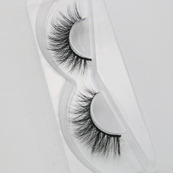 0eb6c6cc11a wholesale 100% real siberian mink fur mink eyelashes vendor 3d mink lashes
