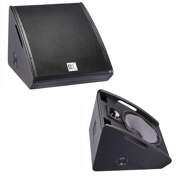 Touring Sound System + Portable Stage Monitor Loudspeakers