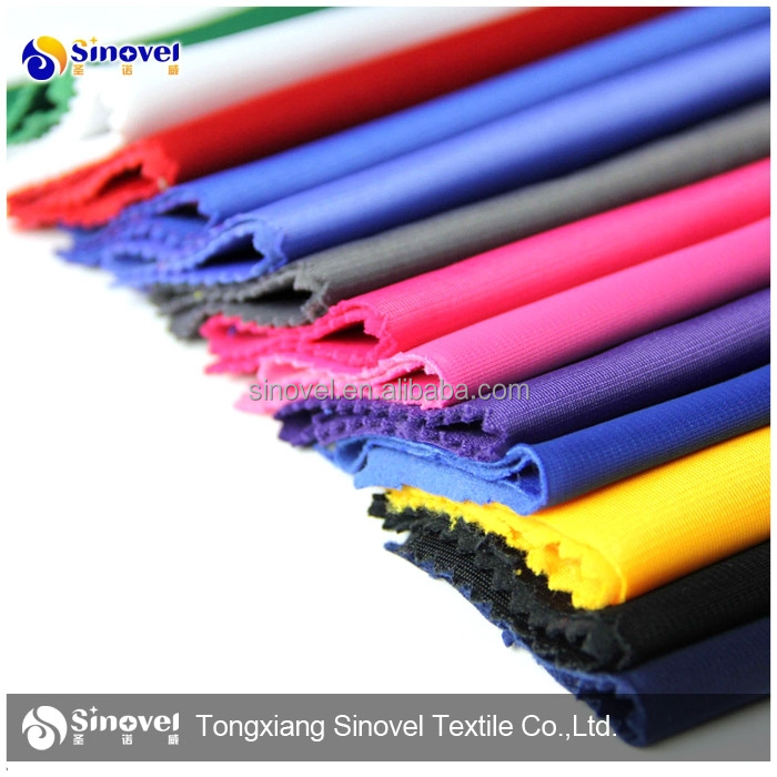 super poly cloth poly knit sportswear fabric, made of 100% <strong>polyester</strong>