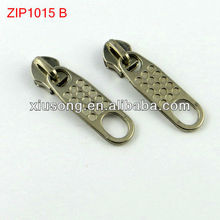ZIP1015 custom cheap promotion metal zipper slider