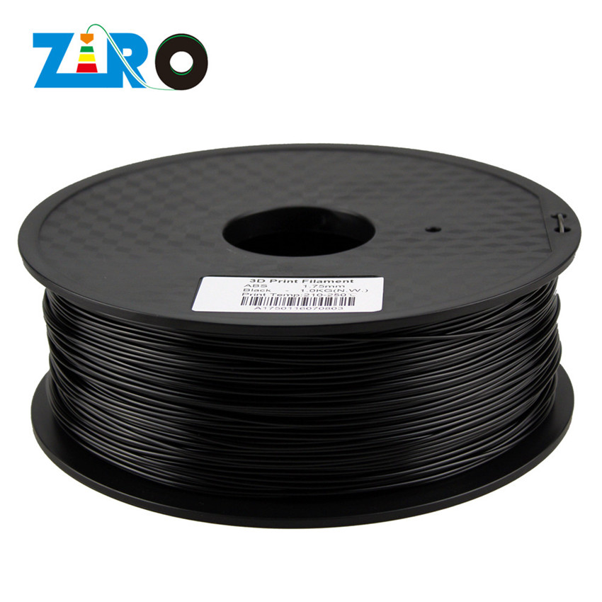 Nice Monofilament 3d Printer Filament Pla 1.75mm 0.5kg Gray Sales Of Quality Assurance Computers/tablets & Networking 3d Printer Consumables
