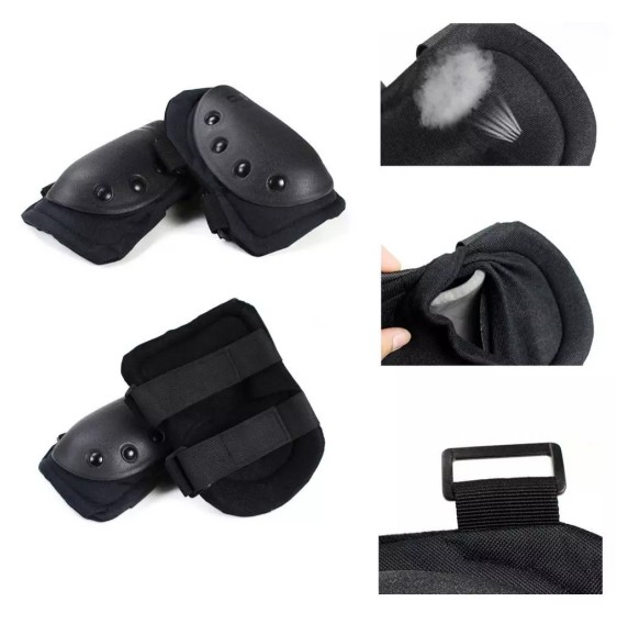 durable  elbow and knee pads personal  protection