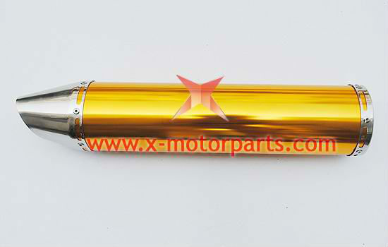 The muffler fit for 150cc to 250cc ATV Parts