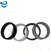 Sport accessories silicone rubber wedding ring with alli express