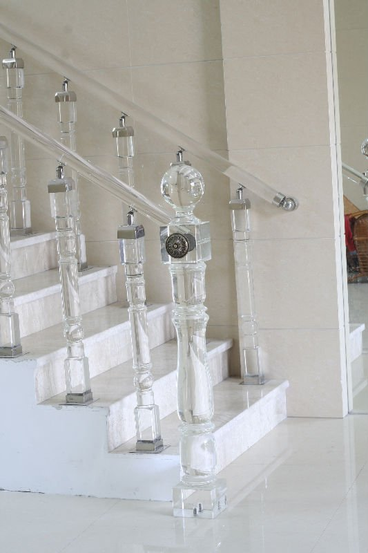 crystal stairs/crystal staircase