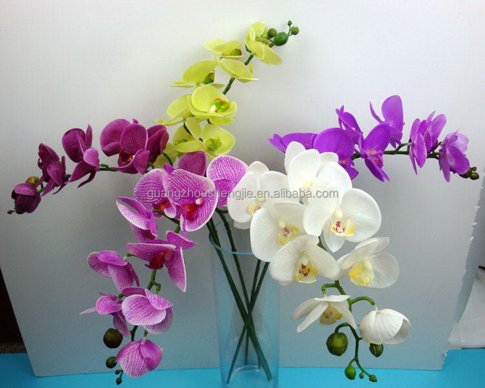Sjh011119 cheap plastic flowers silk artificial orchid flowers sjh011119 cheap plastic flowers silk artificial orchid flowers singapore orchid flower izmirmasajfo