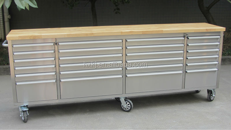24 drawers stainless steel Storage Cupboard/Tool cabinet