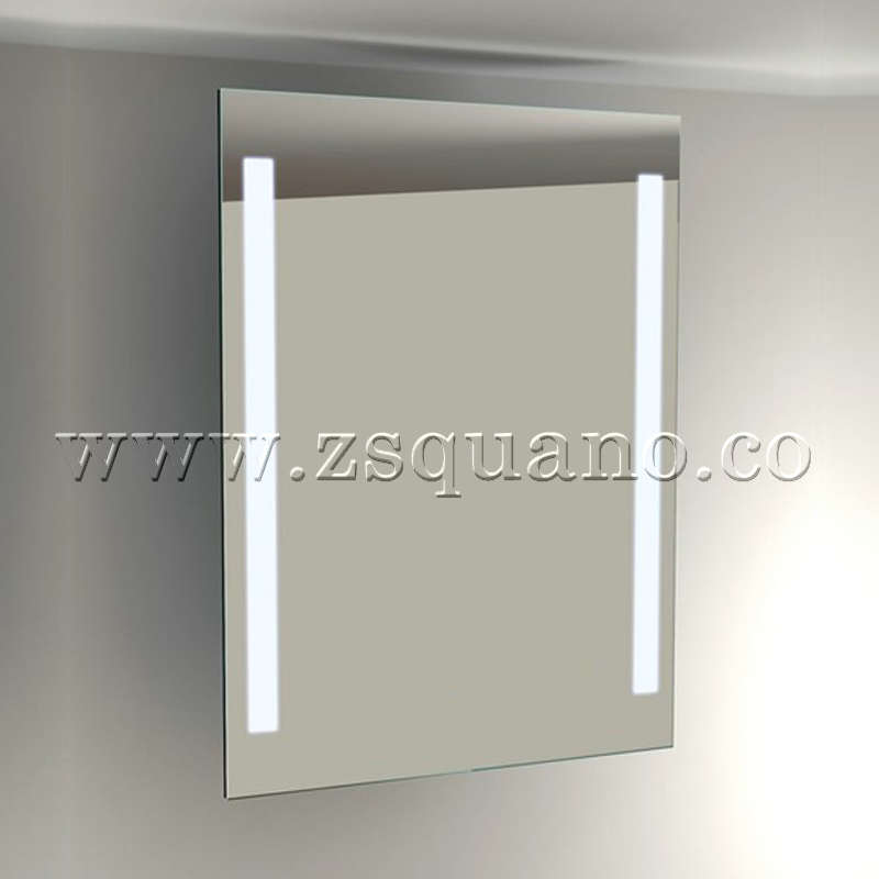 Touch Screen Bathroom Mirror With Led