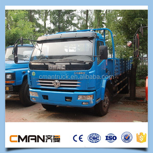 Famous Brand 120HP 5t donfeng cargo truck Price Sale
