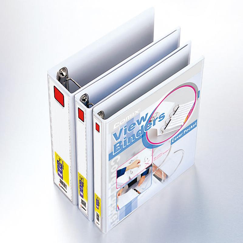 China Supplier Printing Ring Binder Paper Folder Loose Leaves A4 3 ...