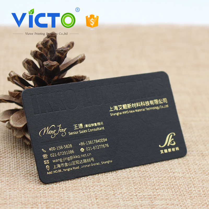 Embossed Business Card, Embossed Business Card Suppliers and ...