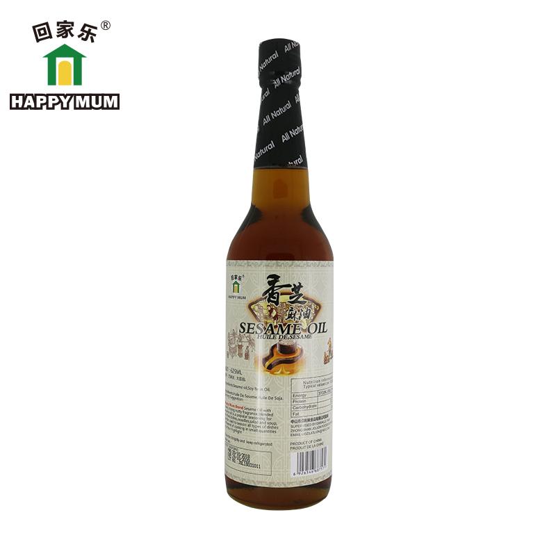 5л HACCP китайский производитель чистая кошерная без MSG без GMO BRC кунжутное масло