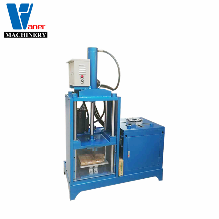 electric Motor Wrecker MR-T Washer Rotor Cutting Machine Waste Stator Recycling Machinery
