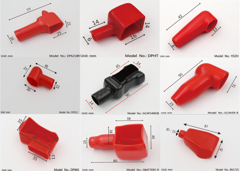 Plastic Car Battery Terminal Cover For Wiring Accessories Buy