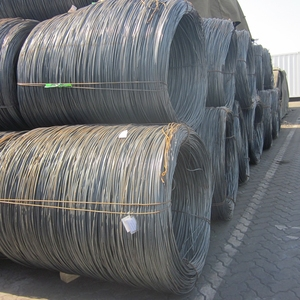 Ms 6mm Steel Wire Rod in Coils/cold heading wire rod/wire rod for making nails