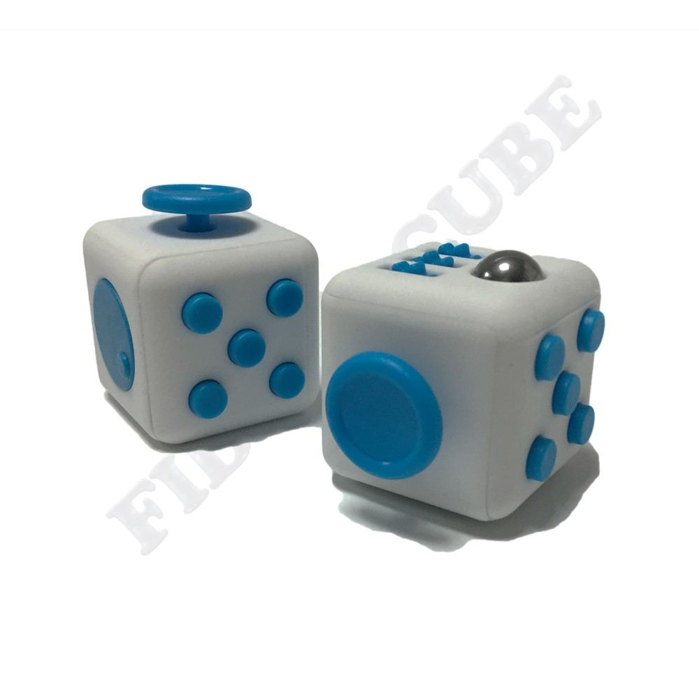 Very popular fidget cube hand 6 side for relieving stress