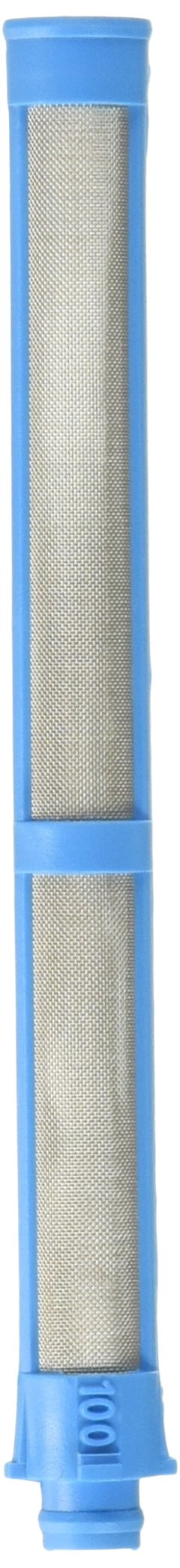 Graco 287033 Latex Gun Filter for Airless Paint Spray Guns with 100 Mesh, Blue